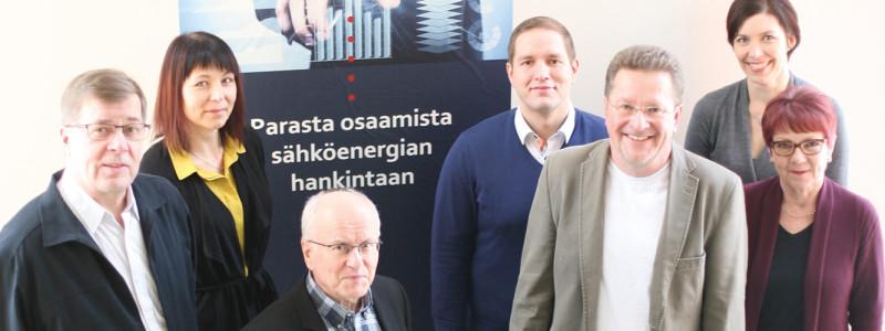 Pohjois-Karjalan Sähkö, henkilöstö