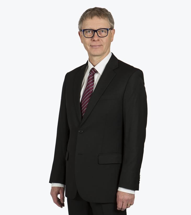 Jorma Korhonen, toimitusjohtaja
