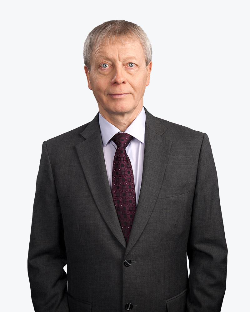 Toimitusjohtaja Jorma Korhonen